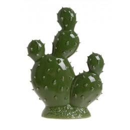 Kaktus 20 cm - wyrób ceramiczny