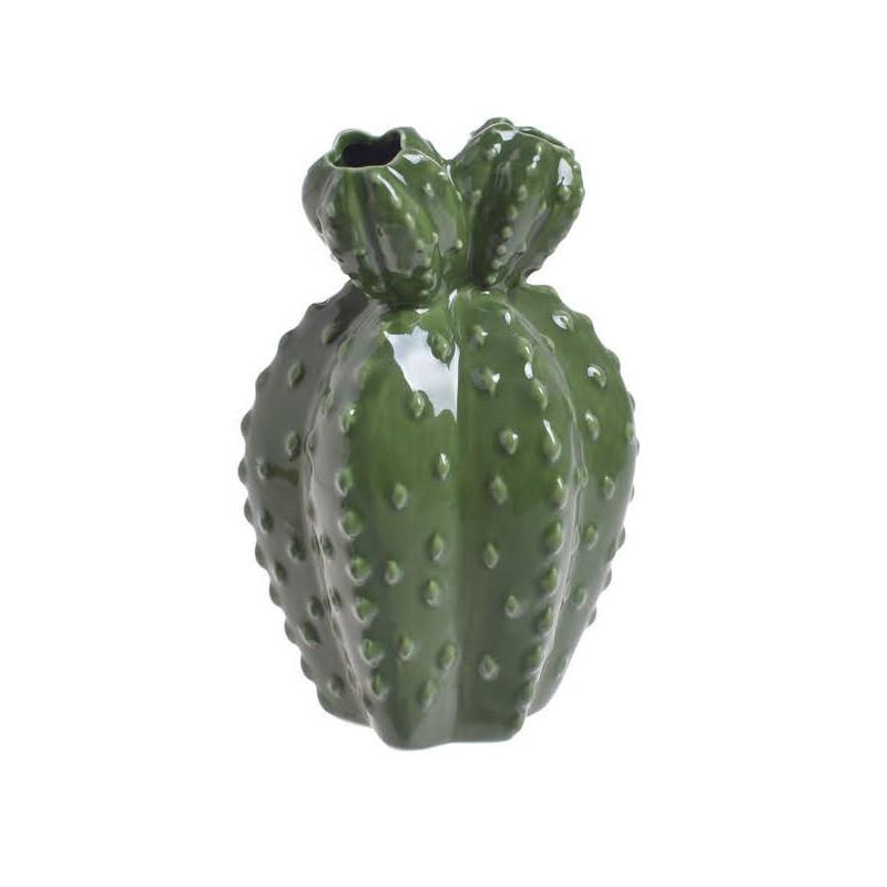 Kaktus 15,5 cm - wyrób ceramiczny
