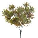 Sztuczna roślina 31 cm - dodatek roślinny