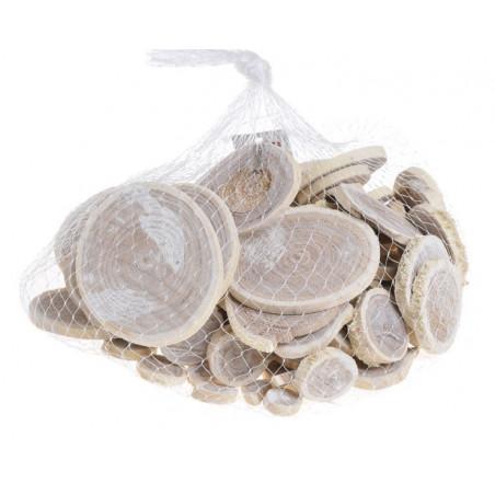Plasterki szupina 250 g 3-8 cm WHITE