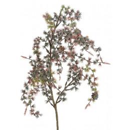 Gałązka modrzewia..75cm - sztuczna roślina
