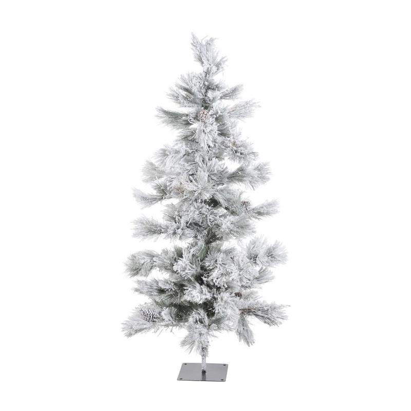 Choinka ośnieżona 180 cm - sztuczne drzewko