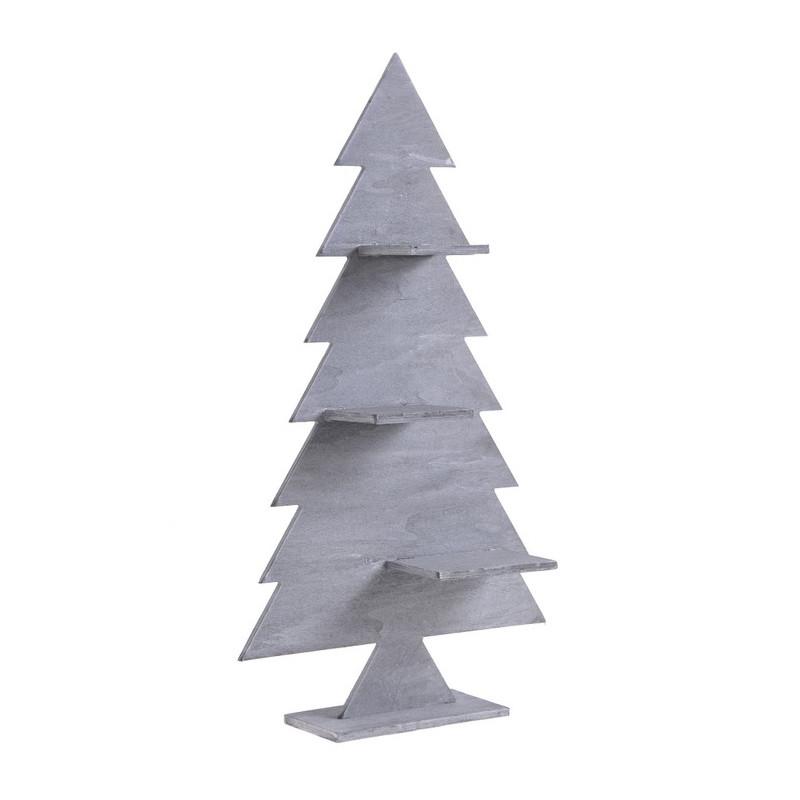 Choinka z półeczkami 36x10x66 cm