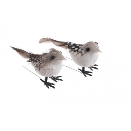 Ptaszek L8cm, 2szt/paczka