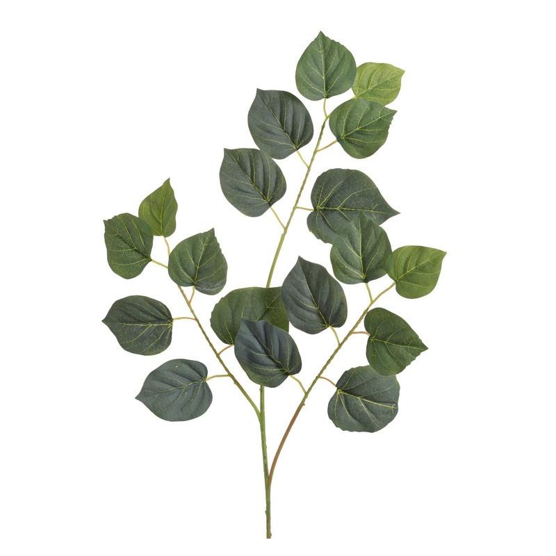 Gałązka liściasta..65,5cm - sztuczna roślina