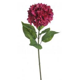 Hortensja 72 cm - sztuczny kwiat