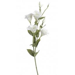 Eustoma 80 cm - sztuczna roślina