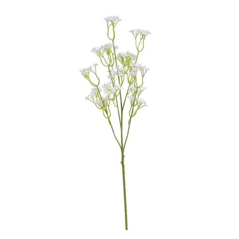 Gałązka z kwiatkami 60 cm - sztuczna roślina