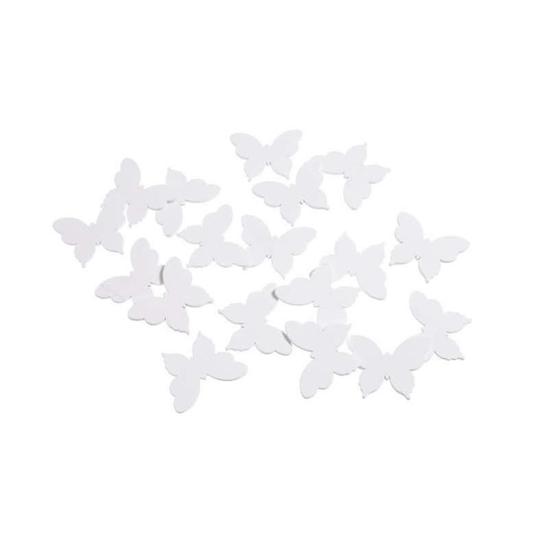 Motyl wykrawanki 18szt/paczka..4cm