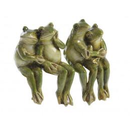 Zakochane żabki 12,5cm -figurka