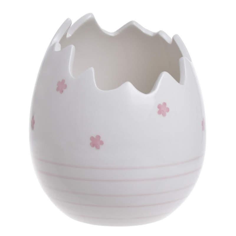 Osłonka ceramiczna skorupka jaja 16cm - wyrób ceramiczny