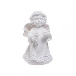 Aniołek ze świecą..8 cm