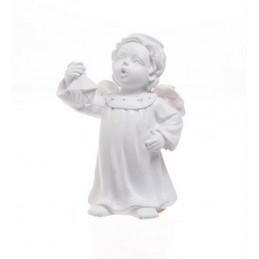Aniołek z latarenką..8,5 cm