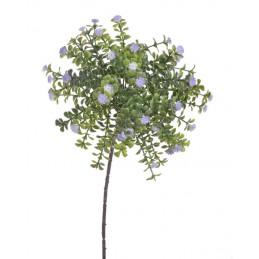 Drobne kwiatuszki na gałązce..35 cm