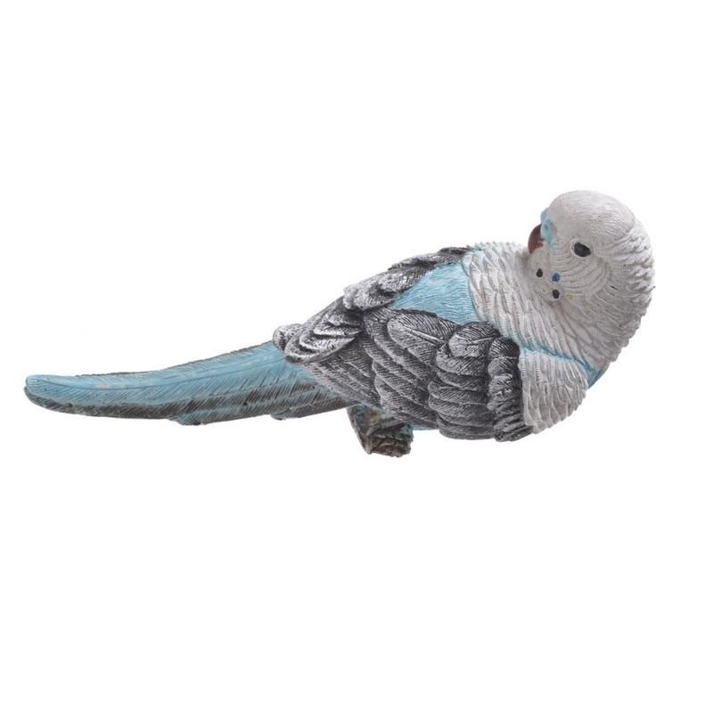 Papuga..20 cm BLUE