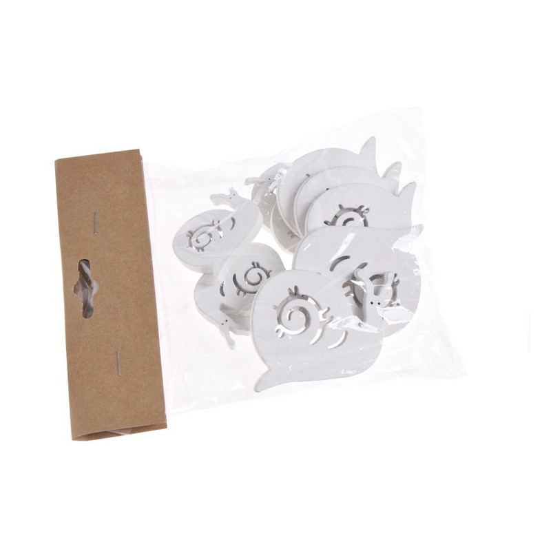 Ślimaczki mix paczka_5-7cm 10szt/paczka