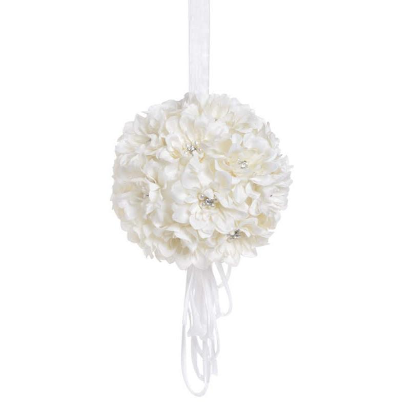 Kula kwiatowa ŚREDNIA..16 cm