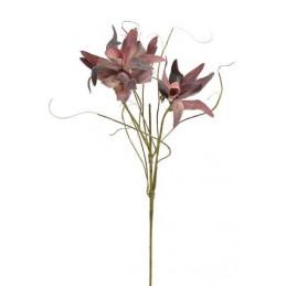 Gałązka egzotyczny kwiat x2..105 cm - kwiat piankowy