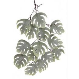 Sztuczna roślina piankowa..120 cm  MONSTERA - wyrób piankowy
