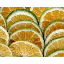 Suszone plastry pomarańczy zielone 200 g - orange sliced green 200 g