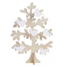Drzewko z ptaszkami 29 cm