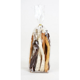 Coffee stem bag tri col - susz dekoracyjny