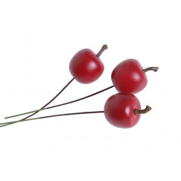 Jabłuszka MAT pacz 2,5-12cm, 30pc/paczka