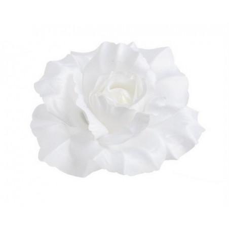 Główka róży wyrobowej 11 cm, paczka/12szt