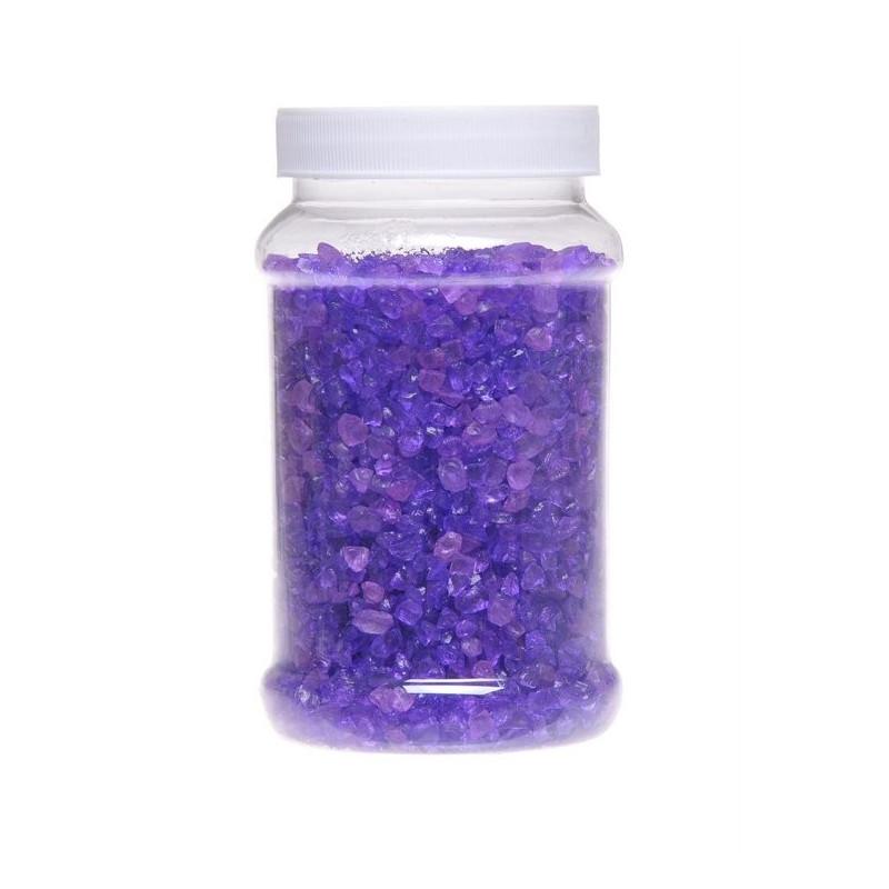Piasek szklany 600 g MIX KOLORÓW