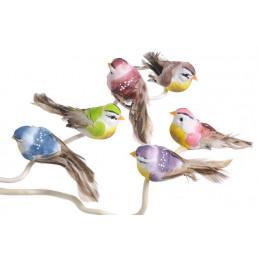 Ptaszek 11,5 cm - 6 sztuk/paczka
