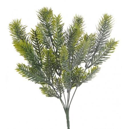 Gałązka iglasta mała 38 cm - sztuczna roślina