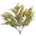 Bukiet eukaliptusa 35 cm - sztuczna roślina MIX KOLORÓW