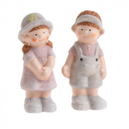 Dziecko 11 cm - wyrób ceramiczny