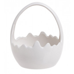 Skorupka ceramiczna - koszyk 14,5 cm