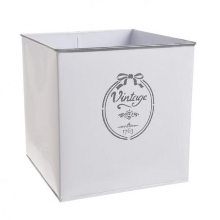 Osłonka pudełko Vintage 17 cm