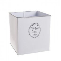Osłonka pudełko Vintage 14 cm