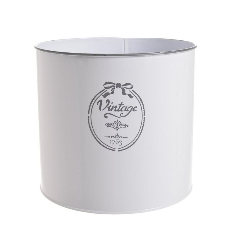 Osłonka kubełek Vintage 20, H18 cm