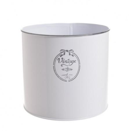 Osłonka kubełek Vintage 17, H15.5 cm
