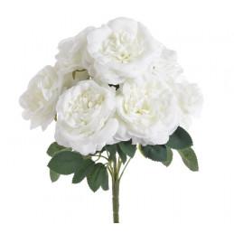 Bukiet róż x10 38 cm MIX KOLORÓW