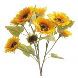 Bukiet słonecznik 60 cm - sztuczna roślina