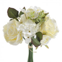 Bukiet mieszany z różami 35 cm