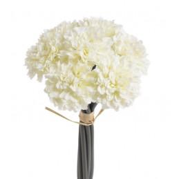 Aster karłowy x7, 20 cm - sztuczna roślina