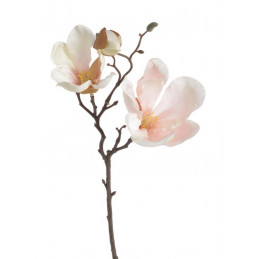Gałązka magnolii 45 cm - sztuczna roślina