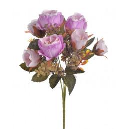 Bukiet różyczek x7, 27 cm