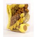 Pot pouri box art.No.25-031_pvc 18x15x7,5 cm
