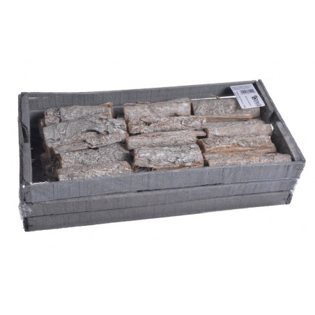 Cassia Roll 10 cm x1.5 kg - frosted white