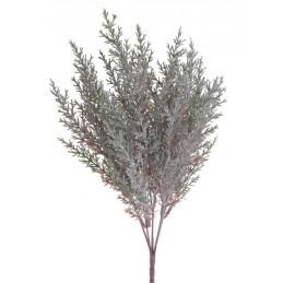 Gałązka tui 38 cm - sztuczna roślina