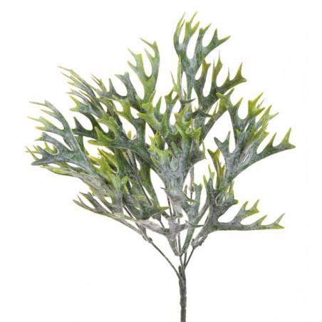 Łosie rogi flok 36 cm - sztuczna roślina