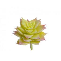 Sukulent 9x5 cm - sztuczna roślina