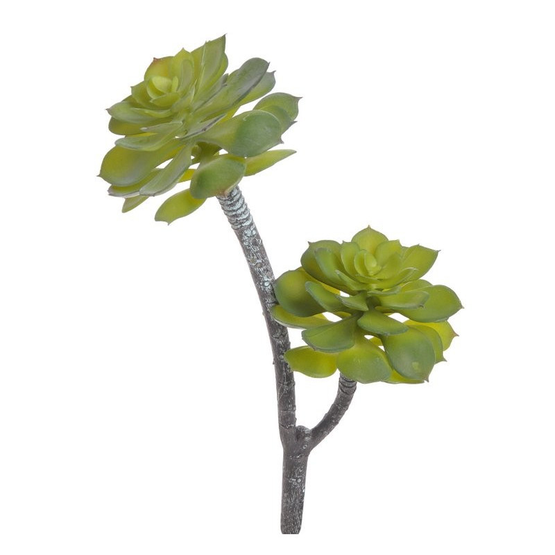 Sukulent 30x14 cm - sztuczna roślina